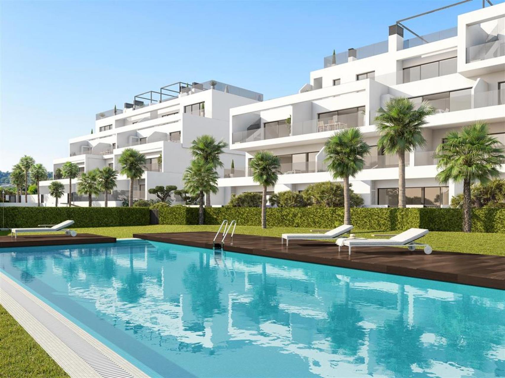 Leilighet i San Miguel De Salinas – Nye boliger
